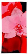 Orchid 3 Bath Towel