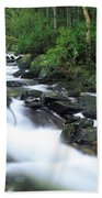 Owengarriff River, Killarney National Bath Towel