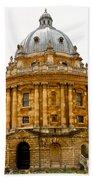 Oxford University Bath Towel