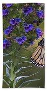 Pacific Grove Monarch Bath Towel