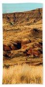 Painted Hills In Sheep Rock Bath Towel