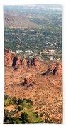 Papago Park Arizona Hand Towel