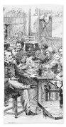 Paris: Chat Noir, 1889 Bath Towel