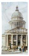 Paris: Pantheon, 1835 Bath Towel