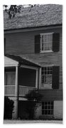Peers House Appomattox County Court House Virginia Bath Towel