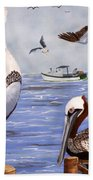Pelican Bay Bath Towel