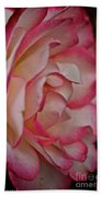 Peppermint Rose Bath Towel