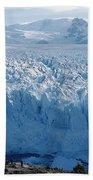 Perito Moreno Glacier, Tourist Overlook Bath Towel