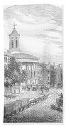 Philadelphia, 1854 Bath Towel