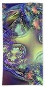 Phytoplankton Bath Towel