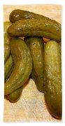 Pickles Bath Towel