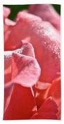 Pink Diamond Dust Bath Towel