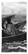 Pirates, 18th Century Bath Towel