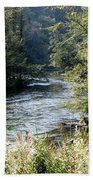 Platte River Bath Towel