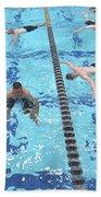 Plebes In The U.s. Naval Academy Bath Towel