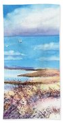 Pond At South Cape Beach Bath Towel