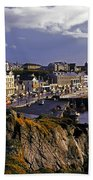 Portstewart, Co Derry, Ireland Seaside Bath Towel
