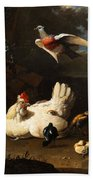 Poultry Bath Towel