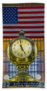 Precious Time And Colors Hand Towel