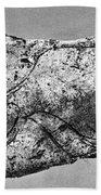 Prehistory: Engraving Bath Towel
