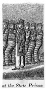 Prisoners, 1842 Bath Towel