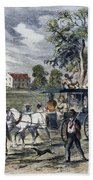 Pro-union South, 1862 Bath Towel
