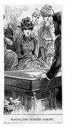 Prostitution, 1892 Bath Towel