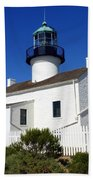 Pt. Loma Lighthouse Hand Towel