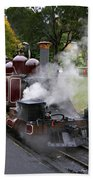 Puffing Billy V2 Bath Towel
