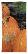 Pumpkins Galore V2 Bath Towel