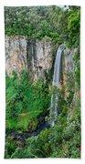Purlingbrook Falls In Australia Bath Towel