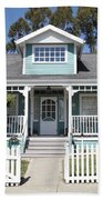 Quaint House Architecture - Benicia California - 5d18817 Bath Towel
