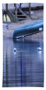 Quiet Canoes Bath Towel
