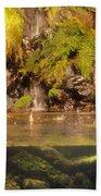 Rain Forest Pool Hand Towel