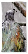 Rainbow Showers Bath Towel