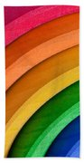 Rainbow Bath Towel