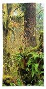 Rainforest Salad Bar Bath Towel