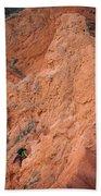 Red Rocks Hand Towel