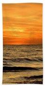 Redington Beach Sunset Bath Towel