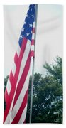 Remembering 9-11 Bath Towel