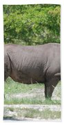 Rhino Bath Towel