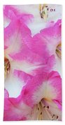 Rhododendron- Hot Pink Bath Towel