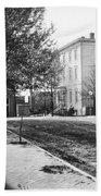 Richmond: Davis Home, 1865 Bath Towel