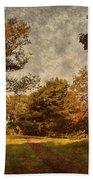 Ridge Walk - Holmdel Park Bath Towel