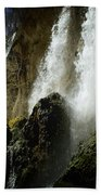 Rifle Falls I Bath Towel