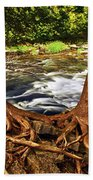 River And Roots Bath Towel
