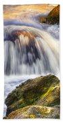 River Flows 03 Bath Towel