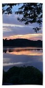 River Of Tranquility Bath Towel