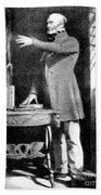 Robert Knox, Scottish Anatomist Bath Towel