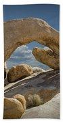 Rock Arch Near Joshua Tree No 0294 Bath Towel